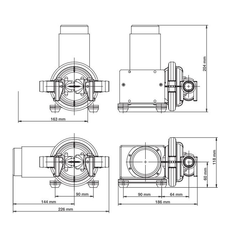 Volvo Penta Explodedview 47706420 25 40967 also Volvo Penta Explodedview 7743300 64 17009 additionally Vacuum Toilet together with Inboard Engine Cooling System Diagrams additionally Powerwinch 712 Parts Diagram. on marine bilge hose